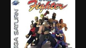 Virtua Fighter AST Theme of Jacky