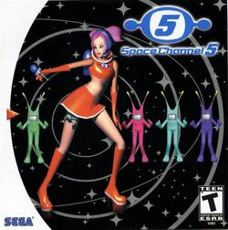 Space Channel 5 DC