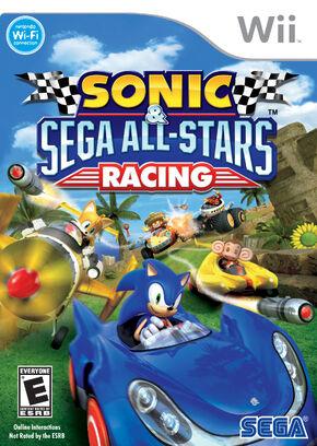 Sonic & Sega all-stars racing Wii
