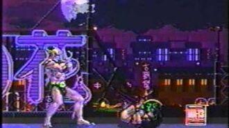 Eternal Champions Sega Genesis TV Commercial