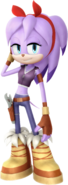 Sonic boom new perci render