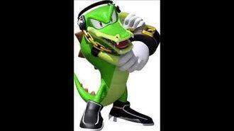 Team Sonic Racing - Vector the Crocodile Voice Clips