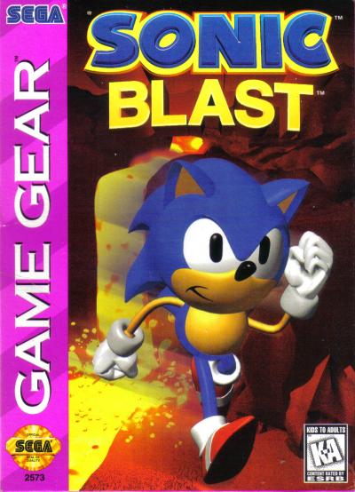 Sonic Blast Sega Wiki Fandom