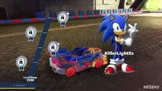 Team Sonic Racing Playthrough - Part 5 - Chapter 5