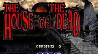 The House Of The Dead intro