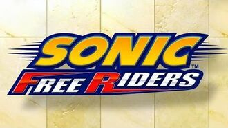 Sonic Free Riders - All Cutscenes (1080p 60fps)