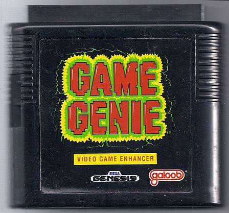 Game Genie | Sega Wiki | FANDOM powered by Wikia