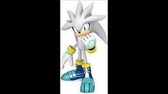 Sonic Free Riders - Silver the Hedgehog Unused Voice Sound