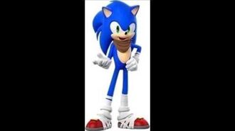 Sonic Boom Rise of Lyric - Sonic The Hedgehog Voice