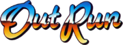 Out Run logo