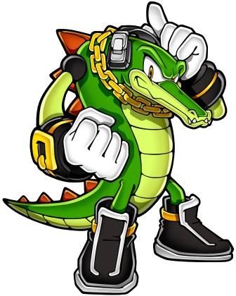 vector the crocodile sega wiki fandom powered by wikia rh sega wikia com vector the crocodile age vector the crocodile wiki