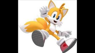 Sonic Lost World - Miles ''Tails'' Prower Voice Clips