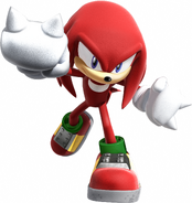 Rivals Knuckles