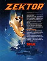 Zektor Poster
