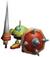 Egg Knight sonic