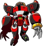 Omega Sonic Riders