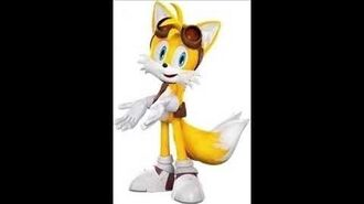 Sonic Boom Rise of Lyric - Miles ''Tails'' Prower Voice