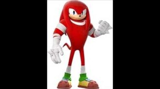 Sonic Boom Rise of Lyric - Knuckles The Echidna Voice