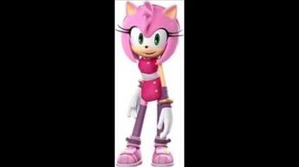 Sonic Boom Rise of Lyric - Amy Rose Voice