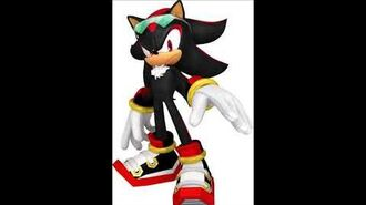 Sonic Free Riders - Shadow The Hedgehog Unused Voice Sound