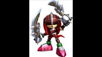 Sonic and the Black Knight - Knuckles The Echidna Sir Gawain Unused Voice Clips