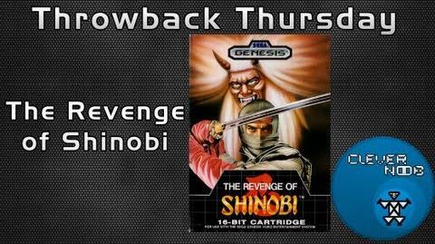 The Revenge of Shinobi | Sega Wiki | FANDOM powered by Wikia