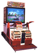 Magical Truck Adventure Game Machine