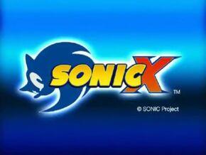 Sonic X Title