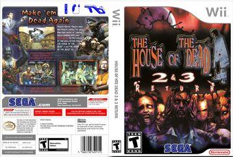 The House Of The Dead 2 3 Return Sega Wiki Fandom