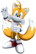 Tails welcome