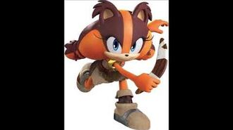 Sonic Dash 2 Sonic Boom - Sticks The Badger Voice Clips
