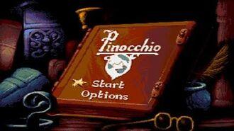 Pinocchio (Hard-Mode Longplay) Genesis No Damage