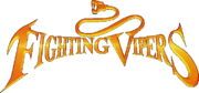 Fighting Vipers logo
