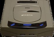 Japanese SEGA Saturn Model 1
