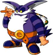 Sonic x big