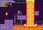 Sonic 1 Marble Zone
