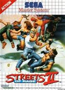 Streets of Rage 2 - Master System