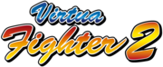 Virtua Fighter 2 logo
