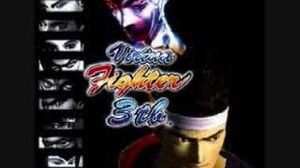 Virtua Fighter 3tb OST Theme of Taka