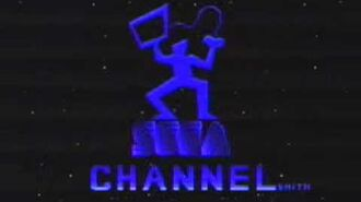 The Sega Channel startup screen.