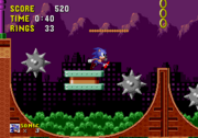 Sonic 1 Spring Yard Zone