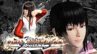 Virtua Fighter 5 Final Showdown OST - Shrine - Aoi Umenokouji Stage