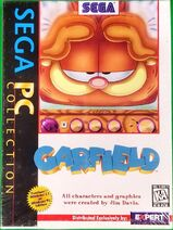 Garfield Caught in the Act PC Cover US