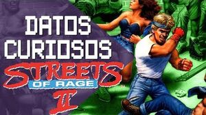 Curiosidades de Streets of Rage 2 - Gamer Cultur