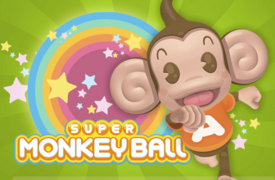 Portada Super Monkey Ball
