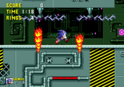 Sonic 1 Scrap Brain Zone