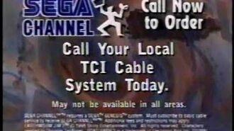 Sega Channel Commercial