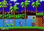 Sonic 1 Green Hill Zone