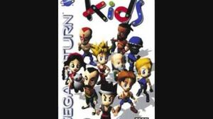 Virtua Fighter Kids OST Theme of Pai