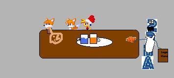 File:Ceaser Tails And Billy Hatcher In Sega Cafe.jpg